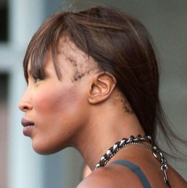 Problemas en cabello afro:alisado