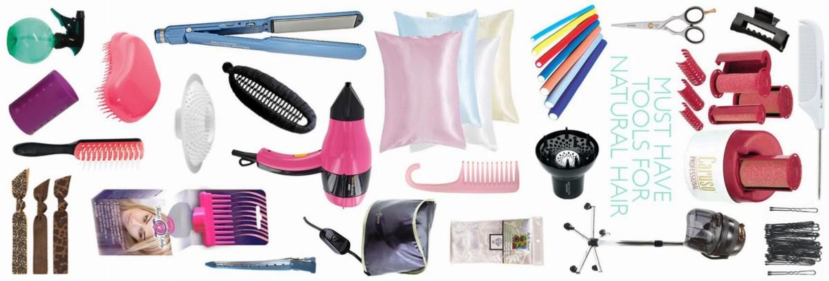 Productos y accesorios imprescindibles en el cabello de la mujernegra