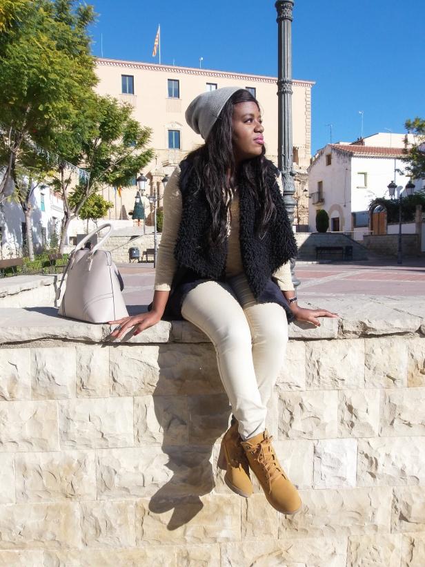Pantalon: H&M