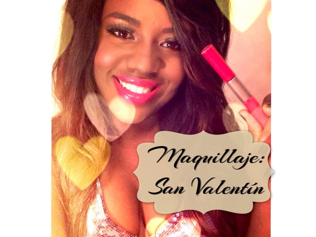 Maquillaje San Valentín