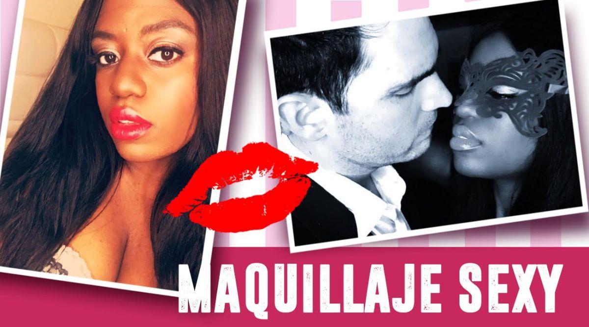 "Maquillaje Sexy para San Valentín ""EXPRES"""